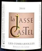 拉杰斯酒庄蒙特佩鲁康巴瑞乐园干红葡萄酒(La Jasse Castel Montpeyroux Les Combariolles, Languedoc-Roussillon, France)