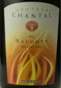 香塔尔顽童干红葡萄酒(Chateau Chantal Naughty Red, Old Mission Peninsula, USA)