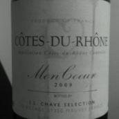 让-路易斯·沙夫精选赤子之心干红葡萄酒(Domaine Jean-Louis Chave Selection Cotes Du Rhone Mon Coeur,...)