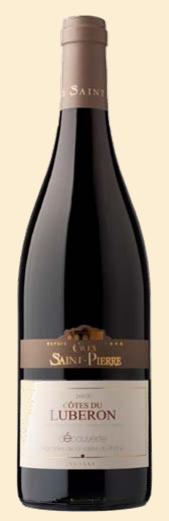 圣皮埃尔吕贝宏丘侦察干红葡萄酒(Caves Saint-Pierre Cotes du Luberon Decouverte,Rhone Valley,...)