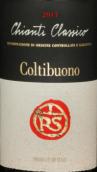 巴迪亚可提布诺RS经典基安帝红葡萄酒(Badia a Coltibuono RS Chianti Classico DOCG, Tuscany, Italy)