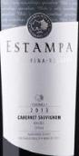 精雕珍藏赤霞珠马尔贝克西拉混酿红葡萄酒(Estampa Fina Reserva Cabernet Sauvignon-Malbec-Syrah,...)