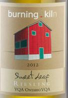 布宁今甜叶雷司令半干白葡萄酒(Burning Kiln Sweet Leaf Riesling,Ontario,Canada)