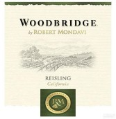 蒙大维木桥雷司令白葡萄酒(摩泽尔)(Woodbridge By Robert Mondavi Riesling,Mosel,Germany)