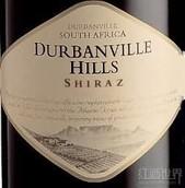 德班维尔山酒庄西拉干红葡萄酒(Durbanville Hills Shiraz, Durbanville, South Africa)