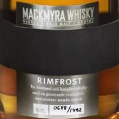 麦克米拉时刻系列雾凇瑞典单一麦芽威士忌(Mackmyra Moment Rimfrost Svensk Single Malt Whisky,Sweden)