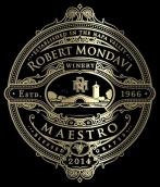 蒙大维酒庄曼斯特干红葡萄酒(Robert Mondavi Winery Maestro, Napa Valley, USA)
