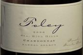 富利酒庄木桶精选霞多丽白葡萄酒(Foley Estate Barrel Select Chardonnay,Santa Barbara County,...)