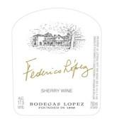 洛佩斯费德里科雪利风格加强酒(Bodegas Lopez Federico Sherry Wine,Mendoza,Argentina)