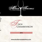 奥尔顿福熙桃红葡萄酒(Alton Farms Estate Winery Foch Chambourcin,Ontario,Canada)