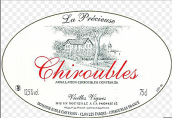 谢森酒庄希露薄紫罗兰红葡萄酒(Domaine Cheysson Chiroubles La Precieuse, Beaujolais, France)