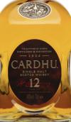 卡杜12年苏格兰单一麦芽威士忌(Cardhu 12 Years Old Single Malt Scotch Whisky,Speyside,UK)