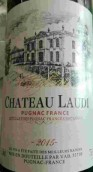 洛迪酒庄红葡萄酒(Chateau Laudi, Pugnac France)