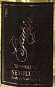 加彬酒庄赛美蓉起泡酒(Garbin Estate Wines Sparkling Semillon,Victoria,Australia)