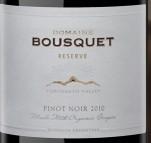 布斯科特珍藏黑皮诺干红葡萄酒(Domaine Bousquet Reserve Pinot Noir, Tupungato, Argentina)