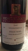 Konzelmann Estate Winery Pinot Noir,Niagara Peninsula
