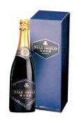 张裕星盾罐式发酵起泡酒(ChangYu Star Shield Sparkling Wine,Yantai,China)