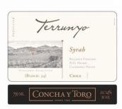 园中园里奇庄园西拉干红葡萄酒(Terrunyo Rucahue Vineyard Syrah,Aconcagua,Chile)