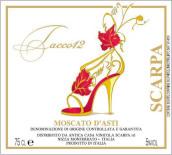 斯科帕酒庄12高跟鞋莫斯卡托阿斯蒂微起泡酒(Scarpa Tacco 12 Moscato d'Asti,Piemont,Italy)