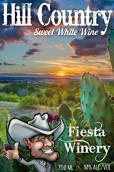 费斯塔希尔乡村半甜白葡萄酒(Fiesta Hill Country,Texas,USA)