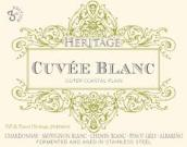 赫里蒂奇珍藏霞多丽干白葡萄酒(Heritage Vineyards Cuvee Chardonnay,New Jersey,USA)