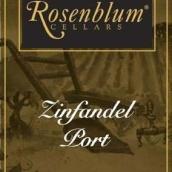 罗森布拉姆仙粉黛波特酒(Rosenblum Cellars Zinfandel Port,San Francisco Bay,USA)