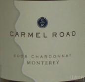 卡莫尔路霞多丽干白葡萄酒(Carmel Road Chardonnay,Monterey,USA)