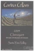 龙骨星酒庄透视混酿红葡萄酒(Carina Cellars Clairvoyant, Central Coast, USA)