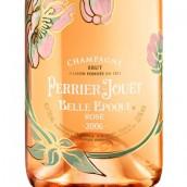 巴黎之花花样年华桃红香槟(Champagne Perrier-Jouet Belle Epoque Rose, Champagne, France)