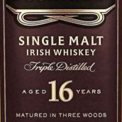布什米尔16年爱尔兰单一麦芽威士忌(Bushmills Aged 16 Years Single Malt Irish Whiskey,Ireland)