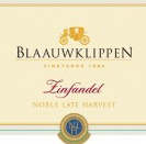 蓝岩高级迟摘仙粉黛甜红葡萄酒(Blaauwklippen Noble Late Harvest Zinfandel, Stellenbosch, South Africa)