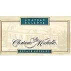 圣密夕珍藏霞多丽干白葡萄酒(Chateau Ste.Michelle Reserve Chardonnay,Columbia Valley,USA)