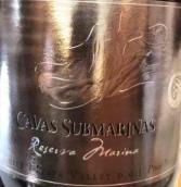 卡瓦斯色布玛丽娜酒庄珍藏黑皮诺佳美娜混酿干红葡萄酒(Cavas Submarinas Reserva Marina Pinot Noir Carmenere, Itata Valley, Chile)