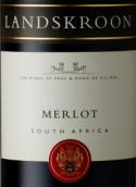 大地皇冠酒庄梅洛干红葡萄酒(Landskroon Merlot, Paarl, South Africa)