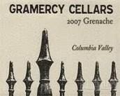 Gramercy Grenache,Columbia Valley,USA