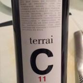 特爱C11佳丽酿干红葡萄酒(Terrai C11 Carinena,Aragon,Spain)
