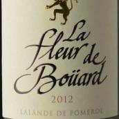 宝德之花酒庄红葡萄酒(La Fleur de Bouard,Lalande-de-Pomerol,France)