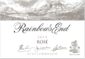 虹端酒庄混酿桃红葡萄酒(Rainbow's End Rose,Stellenbosch,South Africa)