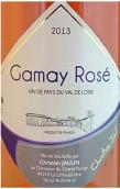 若兰佳美桃红葡萄酒(ChristianJaulin Gamay Rose,Loire Valley,France)