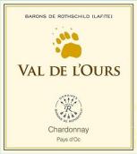 奥希耶雾禾山谷VDP干白葡萄酒(Aussieres Val de l'Ours, Chardonnay, Pays d'Oc, France)