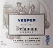 德拉曼酒庄晚祷干邑白兰地(Delamain Vesper XO Grande Champagne, Cognac, France)