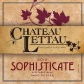 乐拓酒庄歌海娜-赛美蓉-慕合怀特混酿葡萄酒(Chateau Lettau Sophisticate Grenache-Semillon-Mourvedre,Paso...)