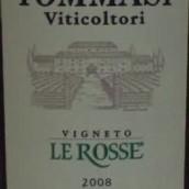 托马斯罗斯灰皮诺红葡萄酒(Tommasi le Rosse Pinot Grigio,Veneto,Italy)