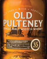 老富特尼35年苏格兰单一麦芽威士忌(Old Pulteney Aged 35 Years Single Malt Scotch Whisky,...)