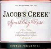 杰卡斯酒庄桃红起泡酒(Jacob's Creek Sparkling Rose, Australia)