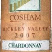 柯舍姆酒庄比克利山谷霞多丽干白葡萄酒(Cosham Bickley Valley Chardonnay,Perth Hills,Australia)