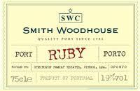 辛明顿家族史密斯伍德豪斯宝石波特酒(Symington Family Smith Woodhouse Ruby Port,Douro,Portugal)