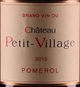 小村庄酒庄红葡萄酒(Chateau Petit Village, Pomerol, France)
