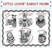 圣戈斯酒庄小詹姆斯干红葡萄酒(筐式压榨)(Chateau de Saint Cosme Little James Basket Press Red, Vin de France, France)
