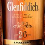 格兰菲迪卓越26年苏格兰单一麦芽威士忌(Glenfiddich Excellence Aged 26 Years Single Malt Scotch ...)